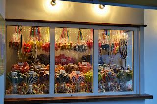 Candy shop at tivoli garden