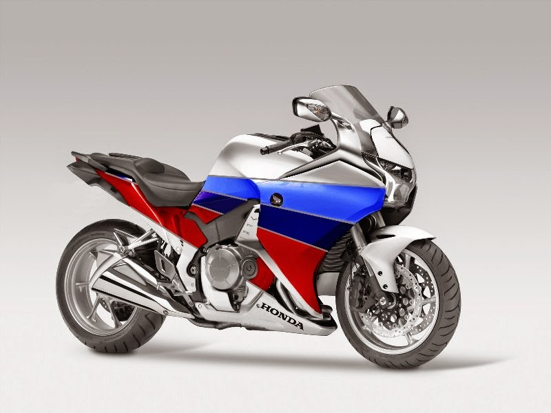 Honda VFR1200F Used Motorcycle Wallpapers