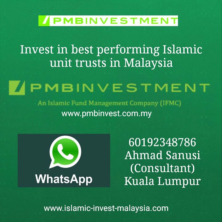 Islamic unit trust consultant - PMB Investment