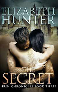 elizabeth hunter, irin chronicles, irin, book review, the secret
