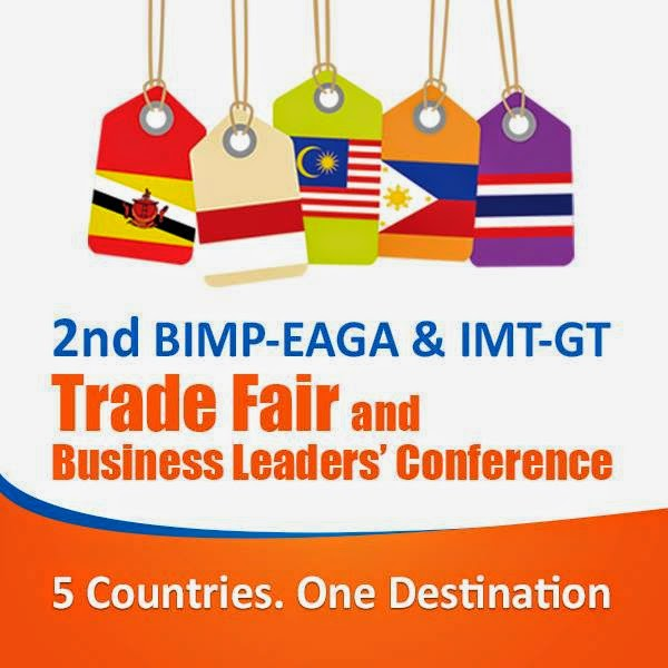 Davao City 2nd BIMP-EAGA and IMT-GT Trade Fair