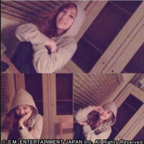 [Picture] 130606 Jessica from Japan Mobile Fansite