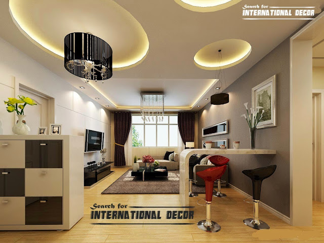 Kids room wall ideas for boys - Exclusive Catalog Of False Ceiling Pop Design For Modern Interior