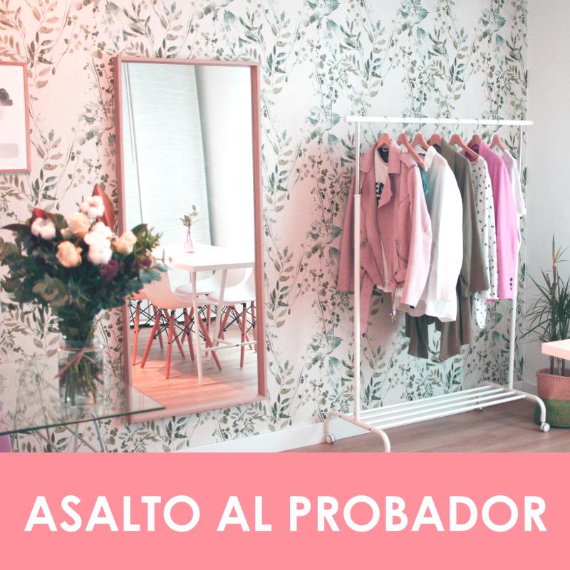 ASALTO AL PROBADOR