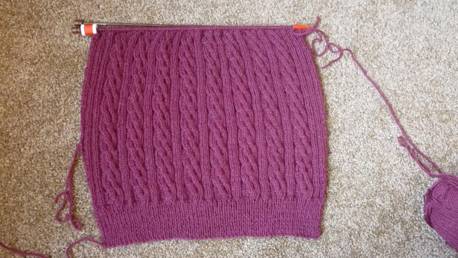 Kestrel Makes Seasonal Knitting Ive Not Cracked It