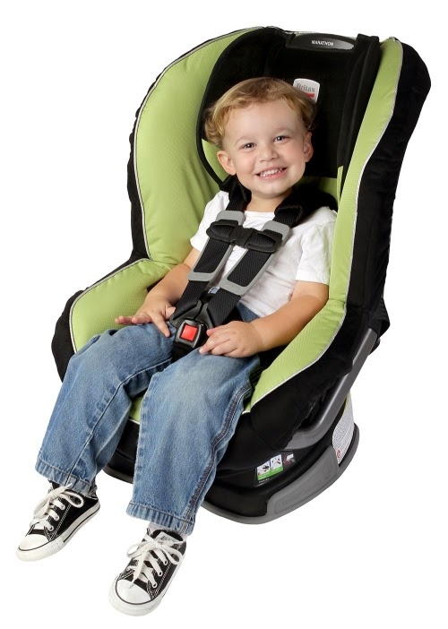 2016 Britax Marathon G4.1 Review