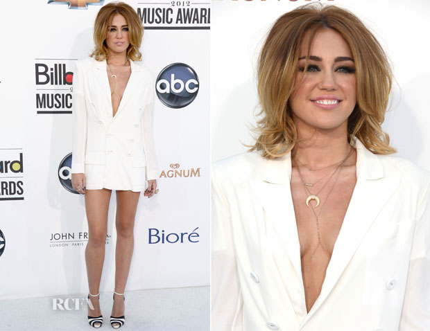 Miley Cyrus Billboard 2012