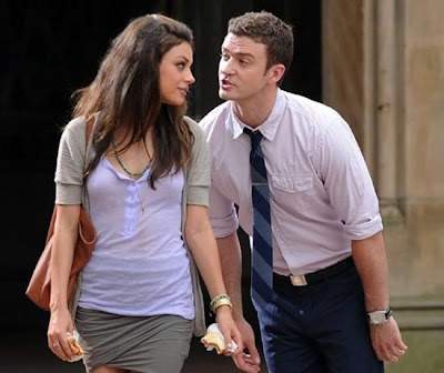 Trying A 'Friends With Benefits' Relationship? - justin timberlake