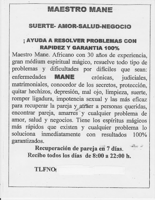 Maestro Mane
