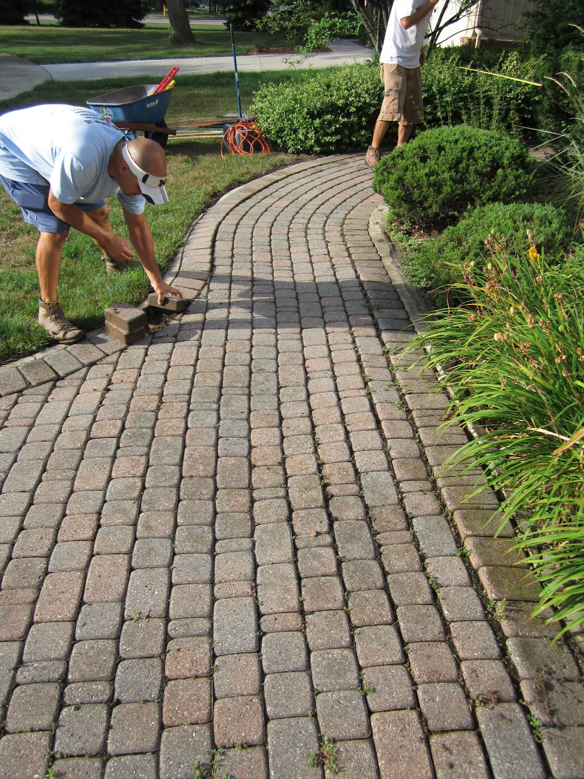 Simple Paver Maintenance Will Help Avoid Repairs And Major Restoration