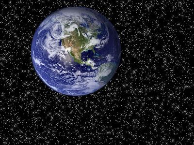 كوكب-الأرض-خلفية-رائعة-الكون-النجوم