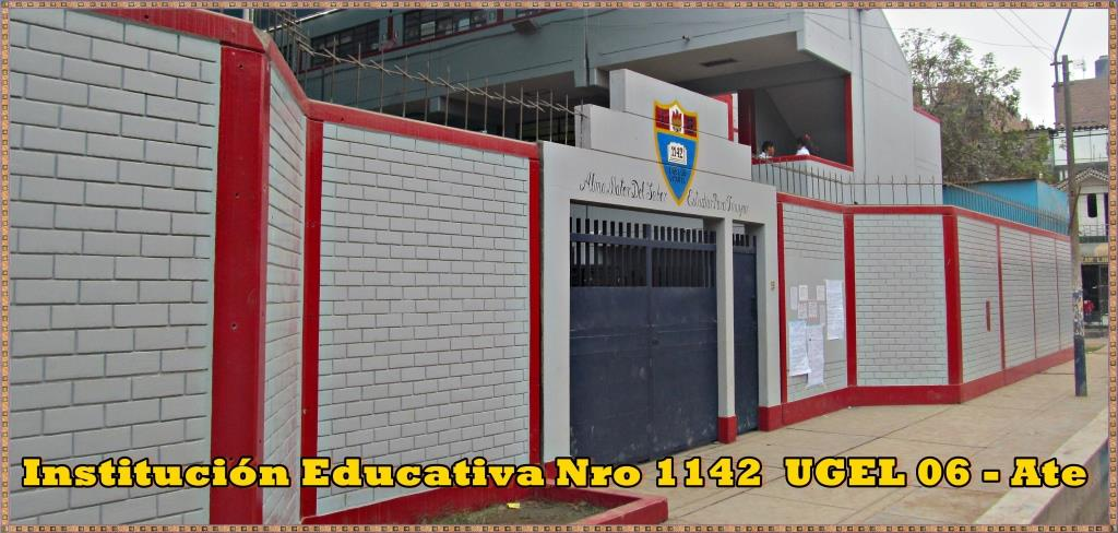 Instituciòn Educativa Nro 1142