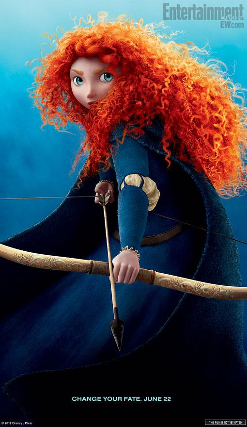 Brave (Indomable) (2012)