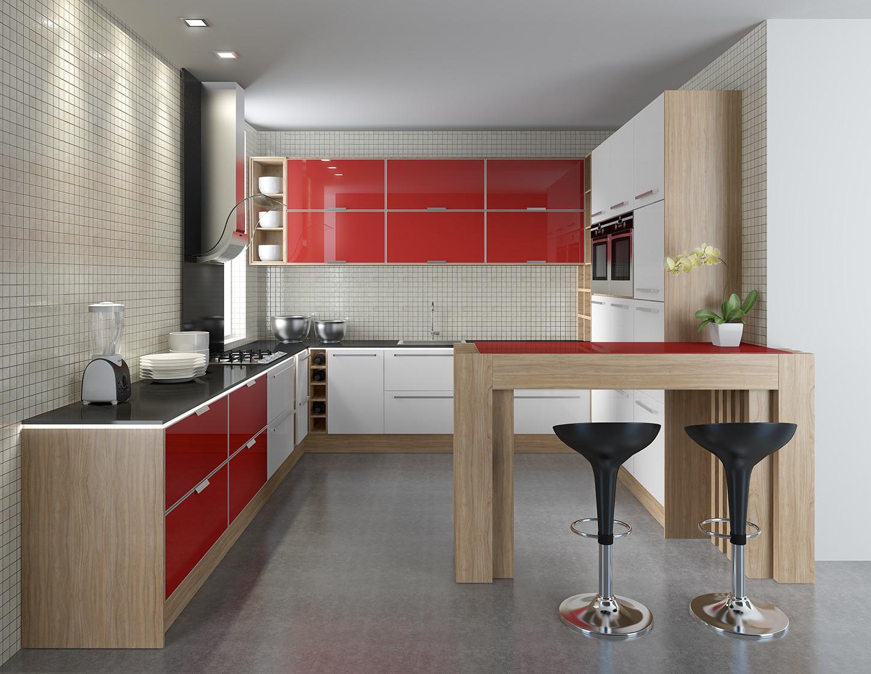 Wibamp Com Cozinha Planejada Com Detalhes Em Vidro Id Ias Do