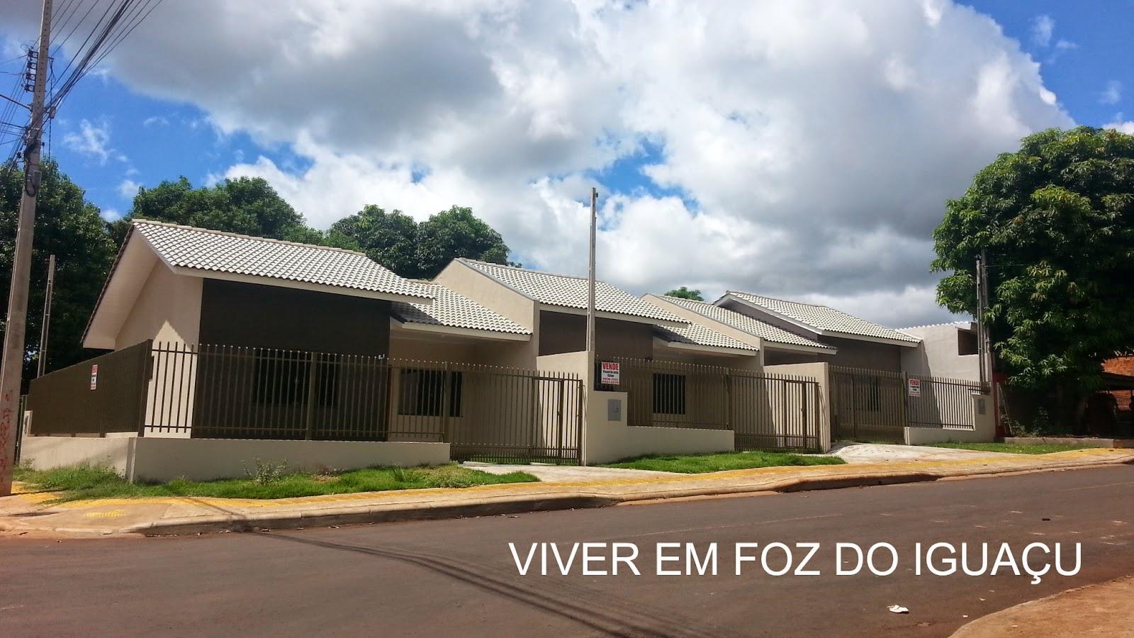 A Procura por imóveis em Foz do Iguaçu