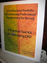 Professional Portfolio - a Practical Toolkit for Managing your CPD Requirements
