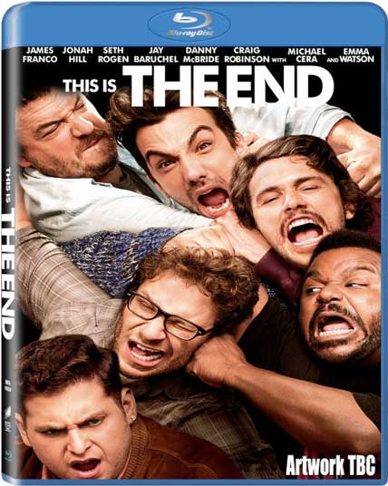 This Is the End 2013 BluRay 720p 800mb