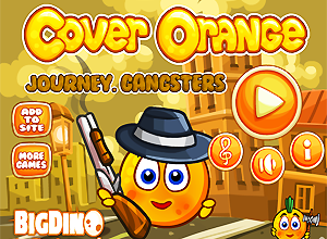 over Orange Journey Gangsters