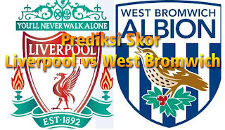 West Bromwich vs Liverpool