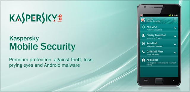 Kaspersky Mobile Security Android İndir