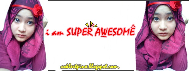 ✿ i am SUPER AWESOME ✿