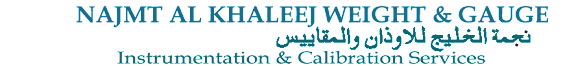 Najmt Al Khaleej Weight & Gauge