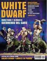 White Dwarf 214 de Febrero