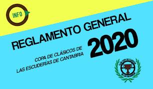 Reglamento general 2020