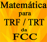 CURSO ONLINE COM PROFESSOR JOSELIAS MATEMÁTICA FCC - TRT - TRF
