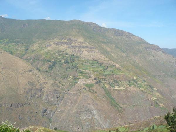 "Anexo de ""Ranchín"" vista desde el distrito de Coris"