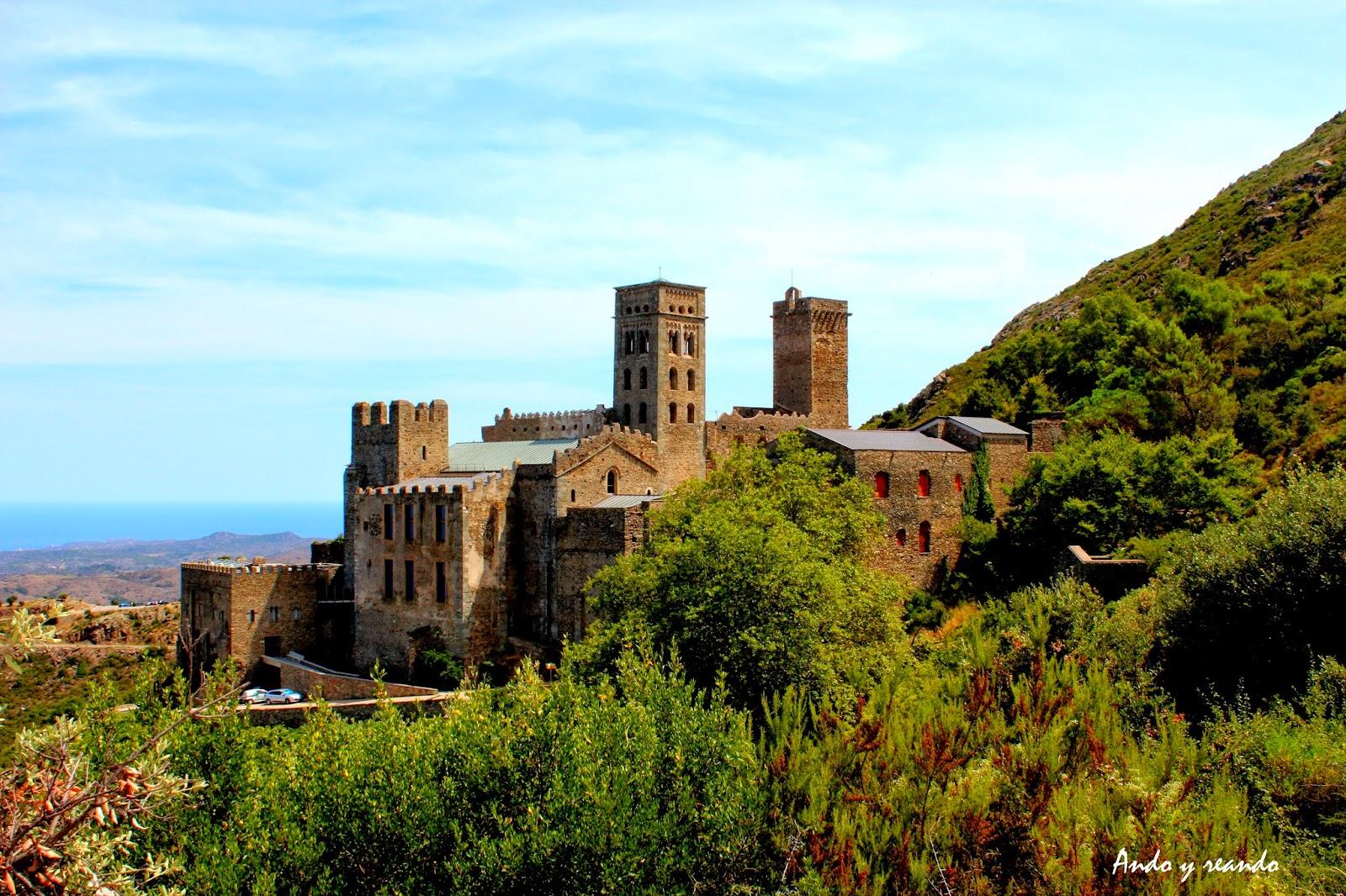 Monasterio de San Pére de Rodas