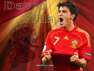 David Villa Wallpapers