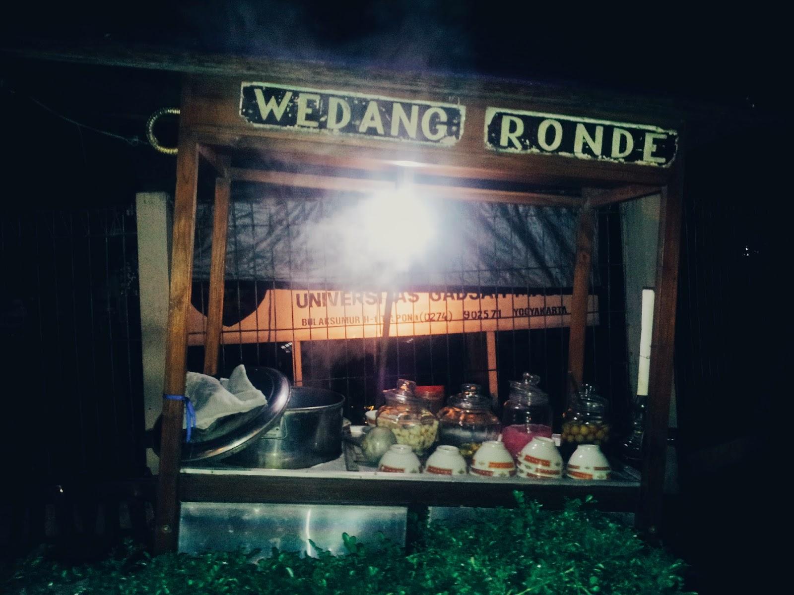 wedang ronde Jogja - rindumiu.blogspot.com