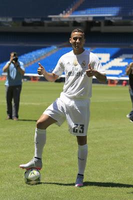 New Spanish Liga signing - player 2015