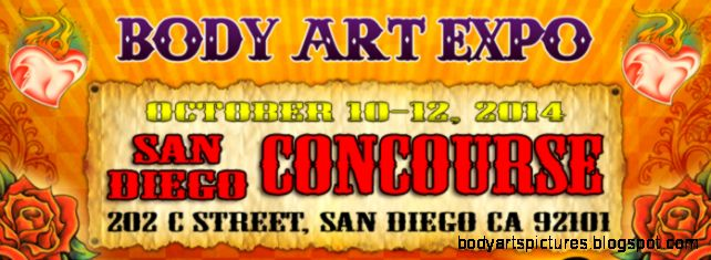 Body Art Expo   Shows San Diego