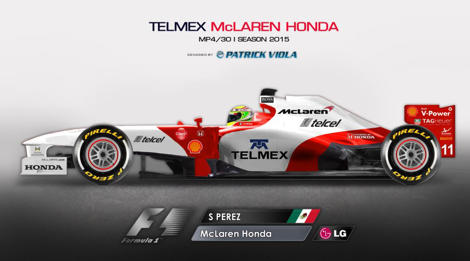 Mclaren Honda 2015 Livery | 2017 - 2018 Best Cars Reviews