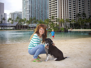 VIVIENNE AND HER CHESSIE, HAWAII