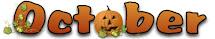 October Special Days Calendar