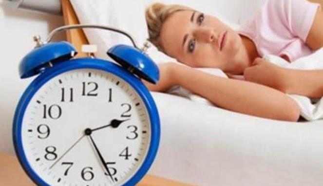 10 Langkah Paling Ampuh Menangani Sulit Tidur di Malam Hari