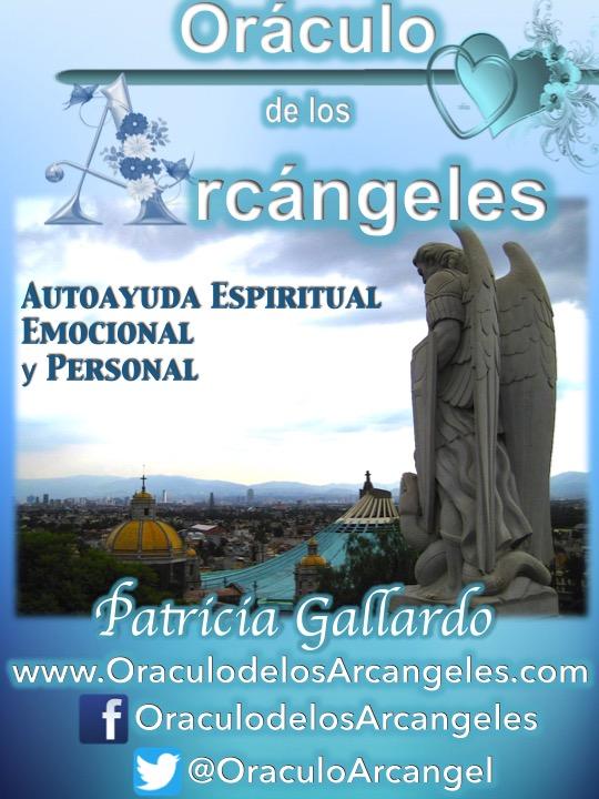 Oráculo de los Arcángeles, por Patricia Gallardo