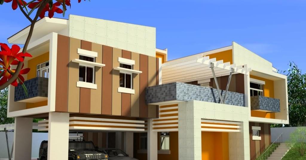 New home designs latest modern house exterior front for Estudar design no exterior