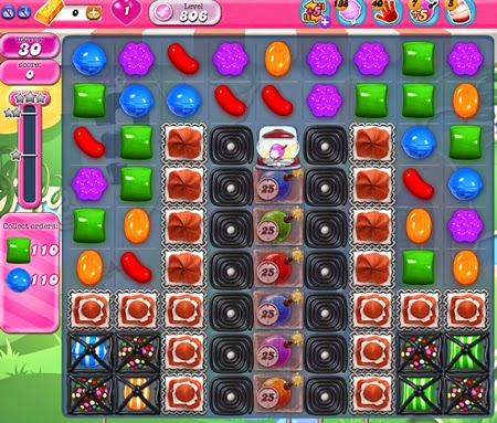 Candy Crush Saga 806