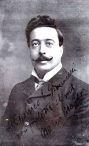 GREAT ITALIAN TENOR MARIO MASSA (1876-1936) CD