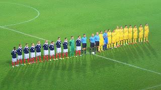 Young Scots qualify for Euro Elite Round with a match to spare