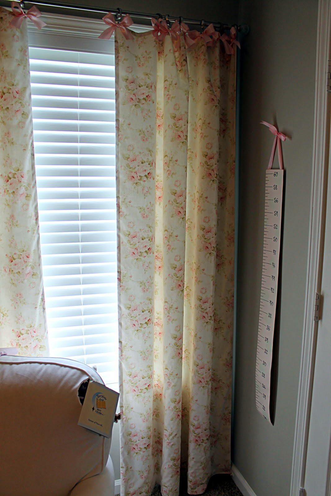 Front Porch Lemonades Shabby Chic Nursery Curtains