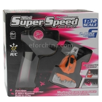 Scale 1:32 2.4GHz High Speed and Performance USB Rechargeable 2WD RC Buggy