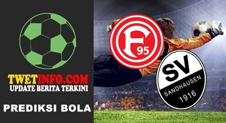 Prediksi Fortuna Dusseldorf vs Sandhausen, 2 Bundesliga 25-09-2015