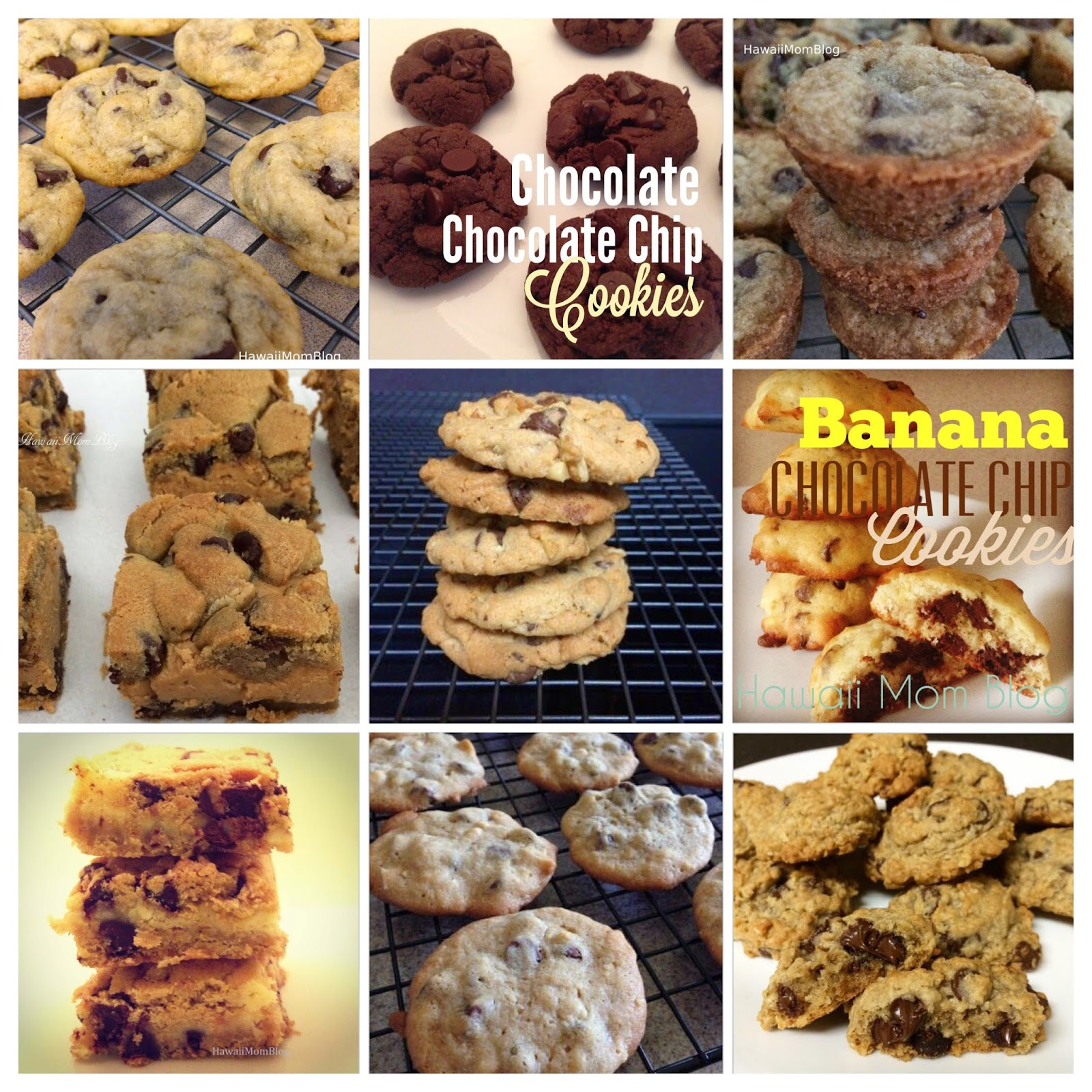Hawaii Mom Blog: Chocolate Chip Cookie Recipes in Honor of ...