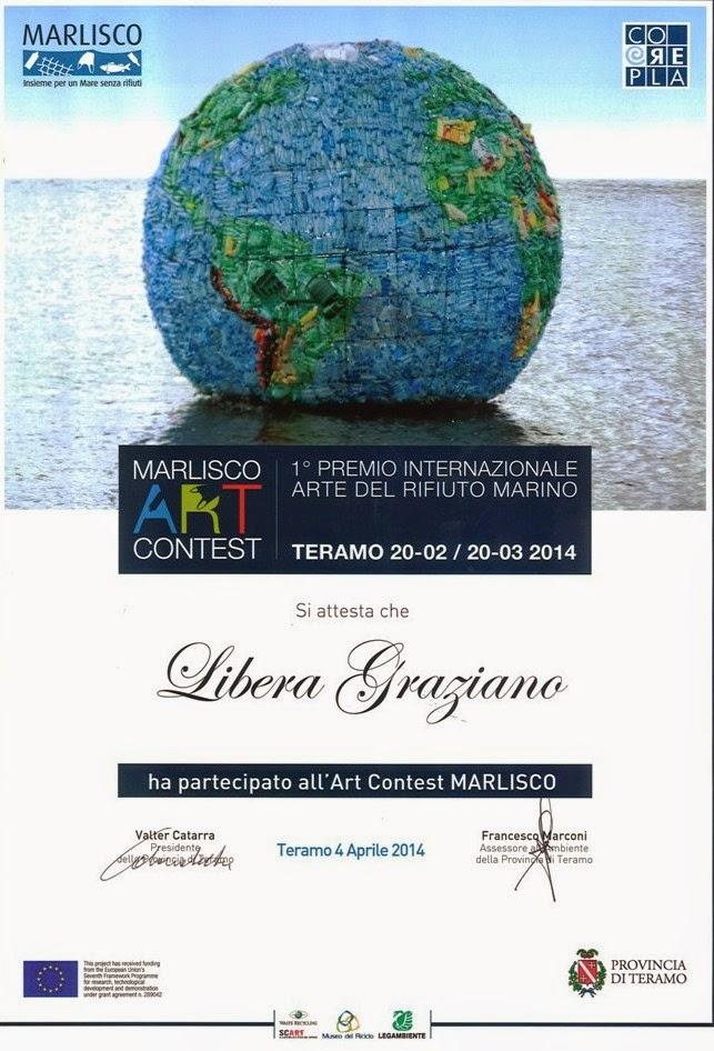 Partecipazione a Marlisco Art Contest