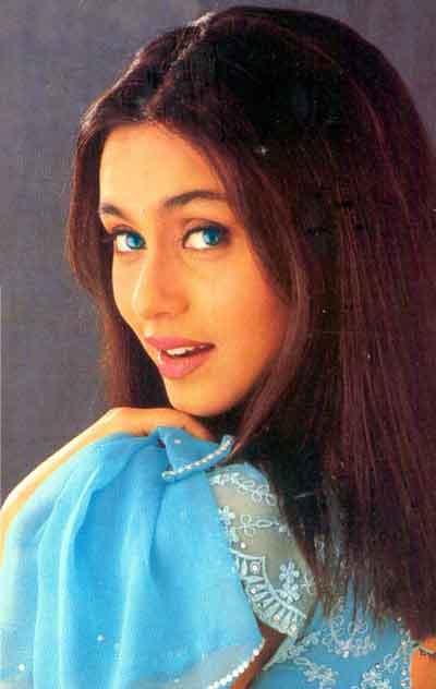 Bollywood actresses: Rani-Mukherjee wallpapers